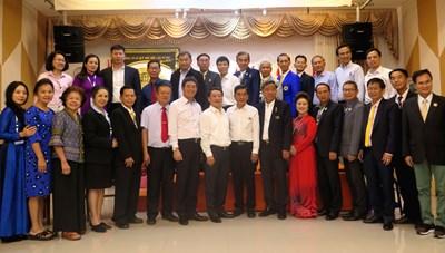 Phát huy truyền thống yêu nước, sáng tạo của cộng đồng người Việt ở Thái Lan và trên thế giới