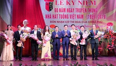 60 năm Nhà hát Tuồng Việt Nam