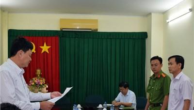 Bộ Công an bắt nguyên Giám đốc IMEX Trà Vinh và 3 đồng phạm