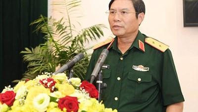 Trung tướng Nguyễn Tân Cương được bổ nhiệm Thứ trưởng Bộ Quốc phòng