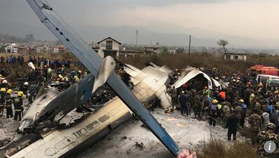 Binh sĩ Liên hợp quốc thiệt mạng do tai nạn máy bay