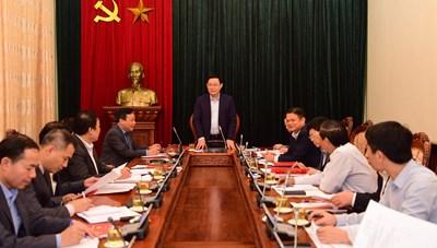 Bí thư Thành ủy Hà Nội: Có thể đề xuất cơ chế riêng cho lao động dôi dư sau khi quy hoạch báo chí