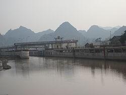 Bức tử sông nhà Lê