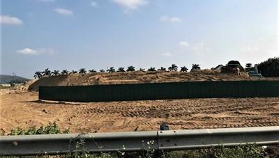 Bãi tập kết cát phía bắc TP Quảng Ngãi phải giải phóng trước ngày 31/12