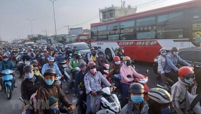 Nghiên cứu thí điểm kiểm tra khí thải xe môtô, xe gắn máy