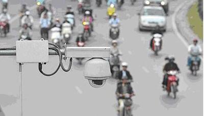 TP Hồ Chí Minh: Lắp camera trên 25 đoạn đường để phạt nguội vi phạm giao thông