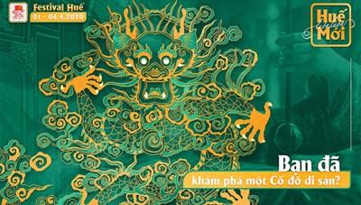 Ban Tổ chức Festival Huế 2020 chọn 4 linh vật làm hình ảnh nhận diện