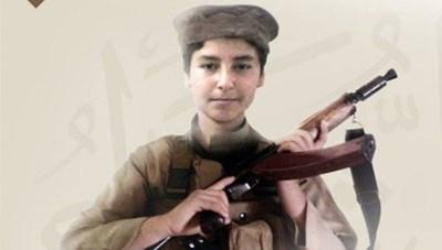 Con trai thủ lĩnh IS tử trận ở Syria