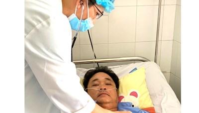 10 phút 'thần tốc' cứu sống bệnh nhân ngưng tim