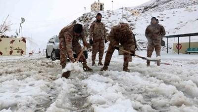 Gần 60 người thiệt mạng và nhiều người mất tích do lở tuyết ở Pakistan
