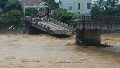 Đảm bảo an toàn các công trình cầu, ngầm, phà mùa mưa bão