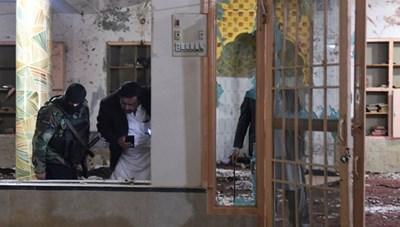 Đánh bom tại đền thờ Hồi giáo ở Pakistan, ít nhất 12 người chết