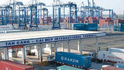 Đề nghị cụm cảng Cái Mép-Thị Vải là tâm phát triển của khu vực phía Nam
