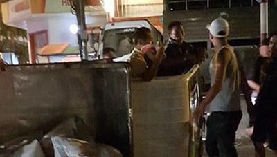 Đồng Nai:Tạm giữ tài xế đánh cảnh sát giao thông