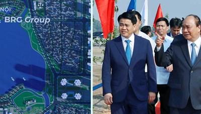 Động thổ Dự án thành phố thông minh hơn 4 tỷ USD tại Hà Nội