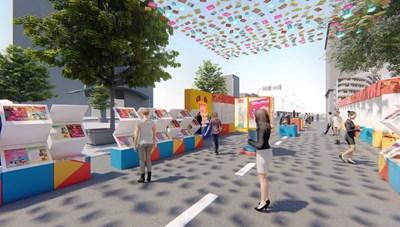 TP Hồ Chí Minh công bố Lễ hội Đường sách Tết Canh Tý - 2020