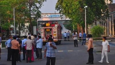 Ấn Độ: Khí độc tại nhà máy LG Polymer tiếp tục bị rò rỉ