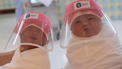 'Mặc áo giáp' cho trẻ sơ sinh