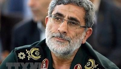 Người kế vị tướng Soleimani muốn hất cẳng Mỹ khỏi khu vực