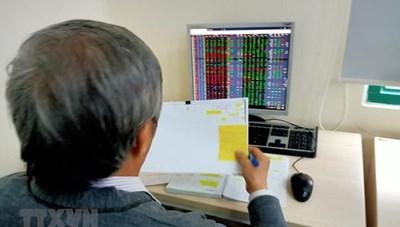 Chỉ số VN-Index tăng gần 11 điểm lên 775,15 tỷ đồng