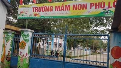 Bé trai 3 tuổi tử vong khi chơi cầu trượt tại trường mầm non