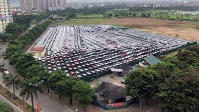 Hơn 11.600 ô tô nhập khẩu trong tháng 7/2019:  Xe vẫn nhập, giá vẫn cao và người dùng vẫn đợi