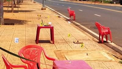 Bình Phước: Điều tra làm rõ vụ án mạng trong quán nước