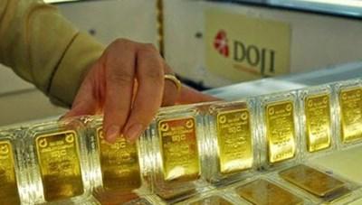 Giao dịch vàng ở mức cầm chừng