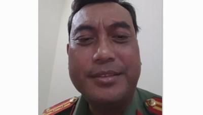 Giả danh Đại tá, Phó Cục trưởng đến Công an huyện 'chém gió'