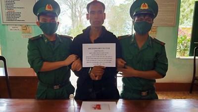 Quảng Trị: Bộ đội Biên phòng phá tụ điểm ma túy khu vực biên giới