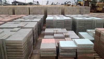 Hà Nội: Rà soát thực hiện quy hoạch phát triển vật liệu xây dựng