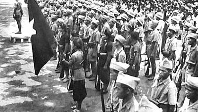 Mặt trận Việt Minh với Cách mạng tháng Tám