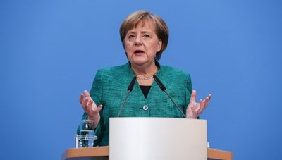 Hé lộ thông tin về ứng viên thay Thủ tướng Đức Angela Merkel