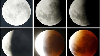 Hiện tượng kỳ ảo: Nguyệt thực, trăng xanh và siêu trăng sẽ cùng xảy ra ngày 31/1