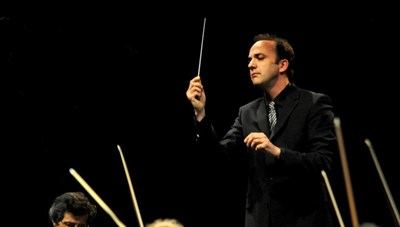 Hòa nhạc Beethoven với nhạc trưởng Jonas Alber