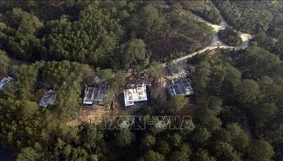 Lâm Đồng: Điều tra vụ lấn chiếm đất rừng phòng hộ hồ Tuyền Lâm