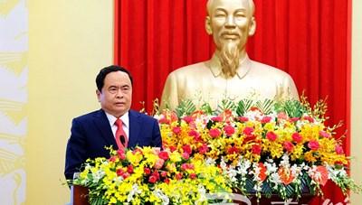 Họp Chính phủ thường kỳ: Chủ tịch Mặt trận Tổ quốc Việt Nam kiến nghị 5 vấn đề lớn