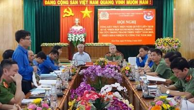 Tuổi trẻ 5 tỉnh Tây Nguyên phối hợp phòng, chống ma túy