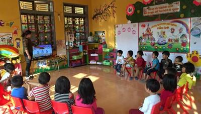 Đẩy mạnh phòng, chống bạo hành trẻ em trong cơ sở giáo GD mầm non