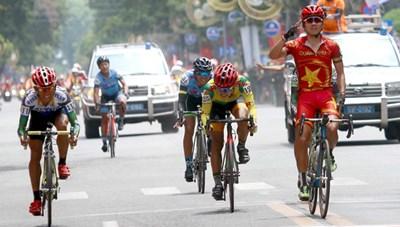 Giải đua xe đạp Cúp truyền hình TP HCM lùi sang tháng 5