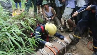 Thanh Hóa: Ngạt khí dưới tầng hầm khách sạn, hai công nhân tử vong