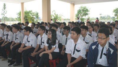Khai mạc kỳ thi chọn học sinh giỏi quốc gia THPT 2018 tại Cần Thơ