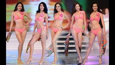Lấy ý kiến bỏ phần thi bikini tại các cuộc thi người đẹp
