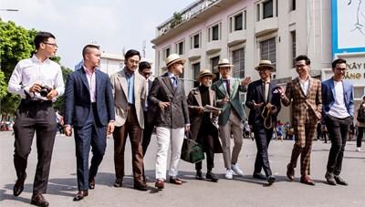 Lên đồ theo nhóm tại The Best Street Style VIFW F/W 2017: Bạn đã thử chưa?