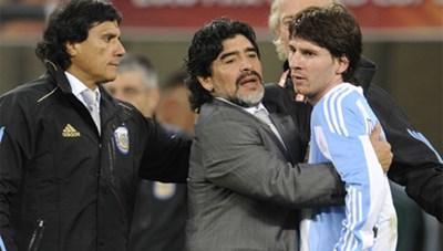 Maradona muốn trở lại dẫn dắt tuyển Argentina