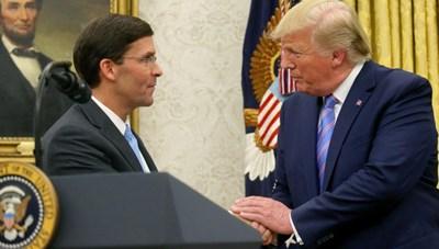 Thượng viện Mỹ thông qua đề cử Thứ trưởng Bộ Quốc phòng