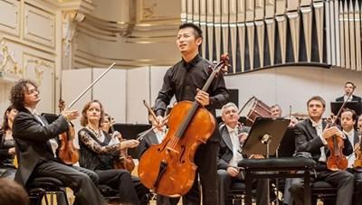 Nghệ sĩ cello Nhật Bản biểu diễn tại Việt Nam