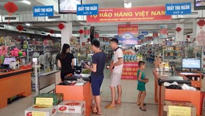 Nhiều hình thức vận động người Việt dùng hàng Việt tại Hà Nội