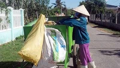 Nhiều mô hình thu gom rác thải nông thôn hoạt động hiệu quả tại Tiền Giang