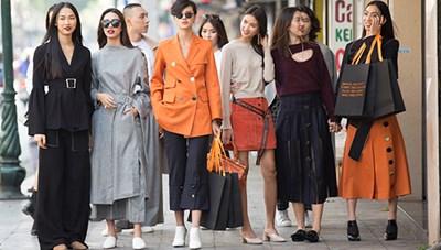 Nhìn lại  The Best Street Style: Ranh giới tuổi tác bị xóa mờ nhờ thời trang